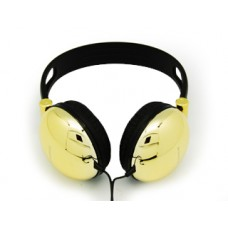 Zumreed ZHP-005 Headphone gold mirror Retro Style