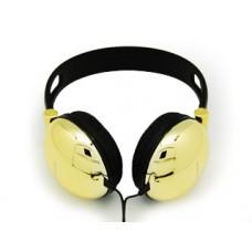 Zumreed ZHP-005 Headphone gold mirror Retro Style