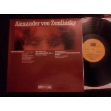 Alexander Von Zemlinsky - Maurice Maeterlinck