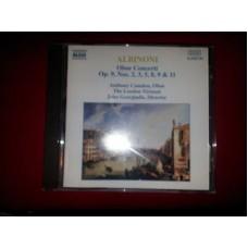 Albinoni Oboe Concerti Op 9 Nos 2 3 5 8 9 11 Anthony Camden Georgiadis
