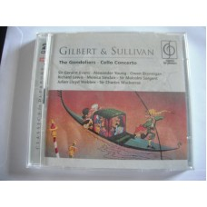 Gilbert & Sullivan: The Gondoliers - Cello Concerto