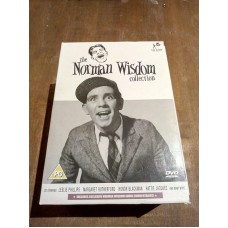 The Norman Wisdom Collection 12xDVD