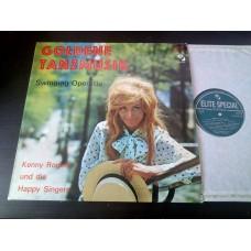 Golden Tanzmusik Swinging Operette - Kenny Rogers und die Happy Singers