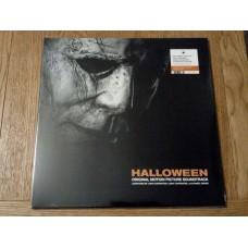 John Carpenter, Cody Carpenter, Daniel Davies - Halloween (Original Motion Picture Soundtrack)  Orange and Black Starburst