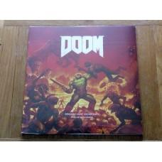Doom (Original Game Soundtrack) Red Translucent