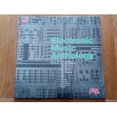 """Electronic Music Anthology By FG Vol.2 Electro Blasters 2x12"""""""
