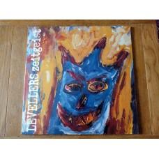"Zeitgeist 2x12"" Yellow Vinyl"
