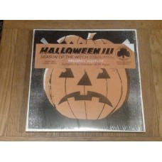 John Carpenter In Association With Alan Howarth Halloween III Season Of The Witch