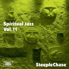 "Spiritual Jazz 11: SteepleChase 2x12"""