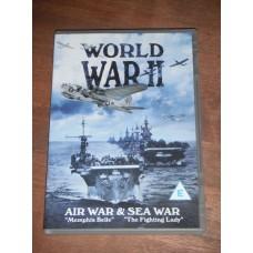 World War 2 - Air War and Sea War