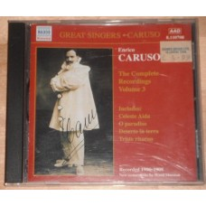 Enrico Caruso - Complete Recordings, Vol.3