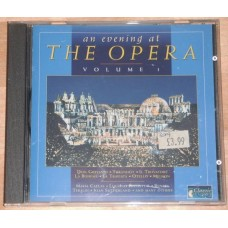 An Evening at the Opera - Volume 1