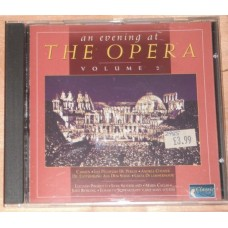 An Evening at the Opera - Volume 2