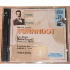 Puccini - Turandot - Ghione - Cigna Olivero Merli