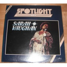 Spotlight On Sarah Vaughan 2x12""