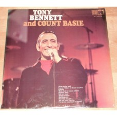 Tony Bennett And Count Basie