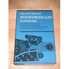 The King's England Northumberland - Arthur Mee 1964