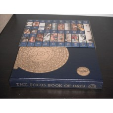 The Folio Book of Days Folio Society 2002 Slipcase
