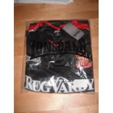 Sunderland away top 2005-2006 Reg Vardy Lonsdale XL Black