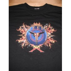 Firefest 10th Anniversary October 2013 T-shirt XL