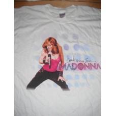 Madonna Confessions Tour 2006 XL T-shirt