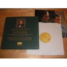 """Robert Schumann - Lieder Vol. 3 / Fischer-Dieskau / Eschenbach 3x12"""" boxset"""