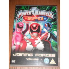 Power Rangers - Space Patrol Delta - Vol.1 Joining Forces