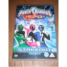 Power Rangers - Space Patrol Delta - Vol.2 Stakeout