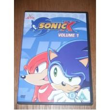 Sonic X: Volume 1