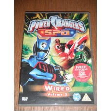 Power Rangers S.P.D.: Volume 3
