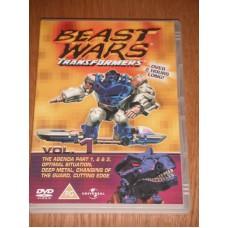 Beast Wars Transformers: Volume 1