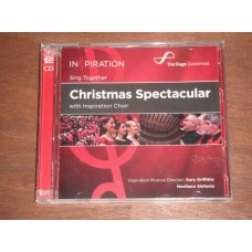 Christmas Spectacular with Inspiration Choir - Sage Gateshead (2xCD)