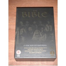 The Bible Ultimate DVD Collection (17 Disc Boxset)