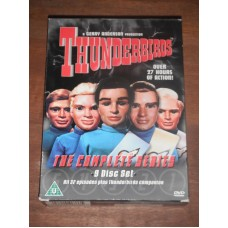 Thunderbirds Classic - Complete Collection