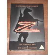 The Mask Of Zorro / The Legend Of Zorro