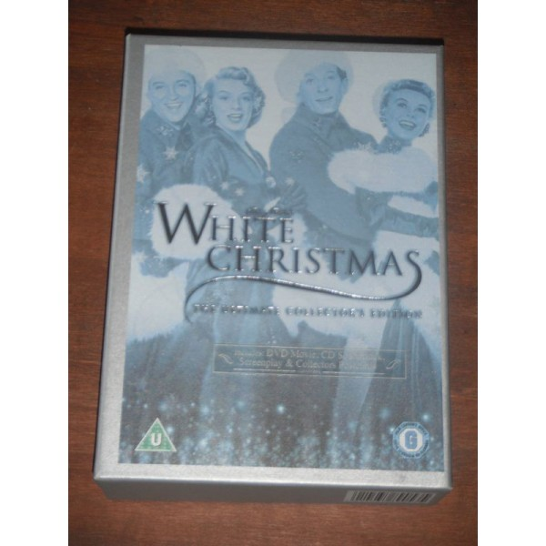 the white christmas collection dvd cd