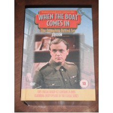 When the Boat Comes In - The Complete Boxed Set