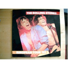 The Rolling Stones European Tour 82 Booklet Programme