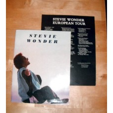 Stevie Wonder Booklet Programme