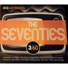 The Seventies 3xCD / 60 Tracks