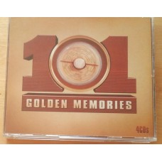 101 Golden Memories (4xCD)