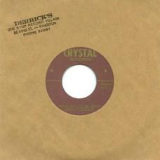 Derrick Harriott - Reach Out I'll Be There / Bobby Ellis & Crystalites - Illya Kuryakin