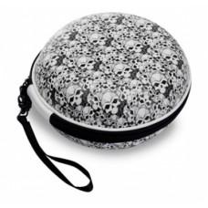 Slappa Hardbody Headphone case skull Design Skullz
