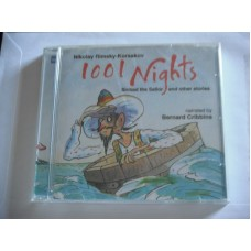 1001 Nights - Sinbad The Sailor And Other Stories - Bernard Cribbins Rimsky