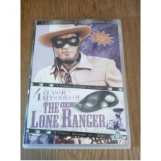 The Lone Ranger - 4 Classic Episodes - Vol. 1