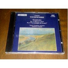Charles Tournemire: Symphonies No. 3 And 8