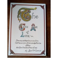 The Celtic Art of Iona - Drawings and Reproductions from Alex Ritchie of Iona - MacCormick