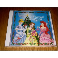 Walt Disney Princess Christmas Album