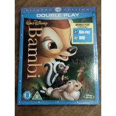 Bambi - Diamond Edition Double Play (Blu-ray + DVD)
