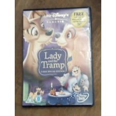 Lady And The Tramp (2 Disc)